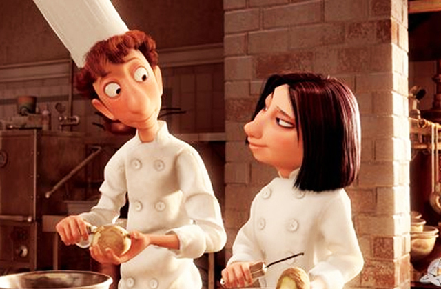 From Ratatouille